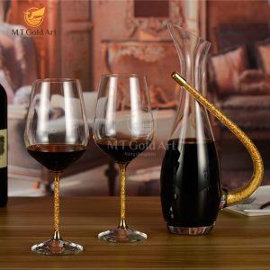 bộ ly uống rượu vang cao cấp