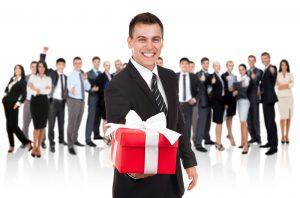 quà tặng đối tác kinh doanh