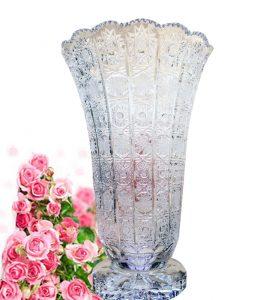 lọ hoa pha lê